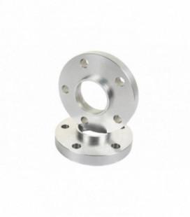 Wheel Spacers 13mm 65,1mm 4x108 Peugeot 1007, 106, 206, 207, 3008, 306, 307, 308, 405, 406, 5008, Partner,