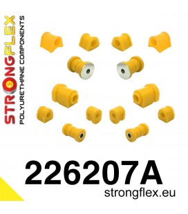 226207A: Suspension bush kit SPORT