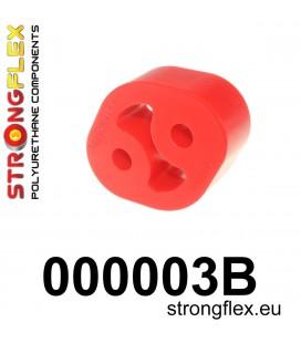 000003B: Exhaust mount hanger 32mm