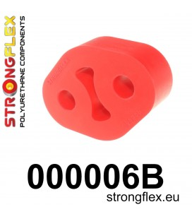 000006B: Exhaust mount hanger 47mm