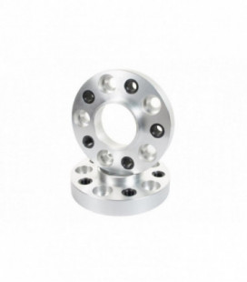 Bolt-On Wheel Spacers 40mm 67,1mm 5x114,3 Maserati GranTurismo, Quattroporte