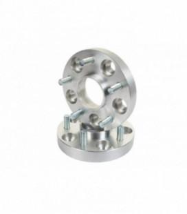 Bolt-On Wheel Spacers 45mm 67,1mm 5x114,3 Mazda 3, 5, 6, 626, CX-3, CX-5, CX-7, CX-9, MPV, MX-5, MX-6, Premacy, RX-7, RX-8, Trib