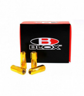 Racing Lug Nuts Blox Replica 60mm M12x1.5 Gold