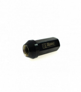 Racing lug nuts D1Spec Steel 12x1.25 Black