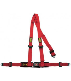 Racing Seat Belts 3-points OMP Road 3