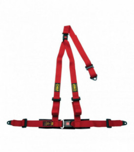 Racing Seat Belts 3-points OMP Strada 3