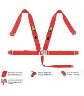 Racing Seat Belts OMP 515 HST FIA
