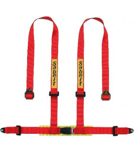 Racing Seat Belts Sabelt 4-points (90..20NP)