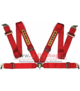 Racing Seat Belts Sabelt 4-points (90..83E) FIA