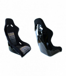 Racing seat EVO BLACK GREY