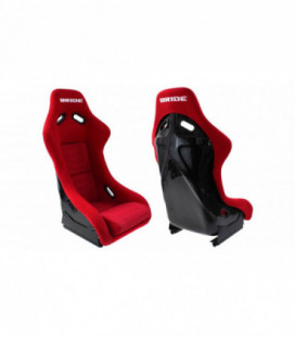 Racing seat EVO BRIDE RED
