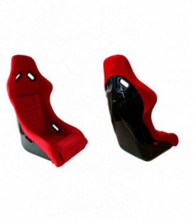 Racing seat EVO RED
