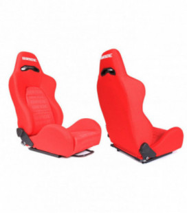 Racing seat K700 RED