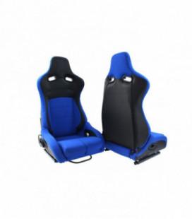 Racing seat Monza Furio Blue
