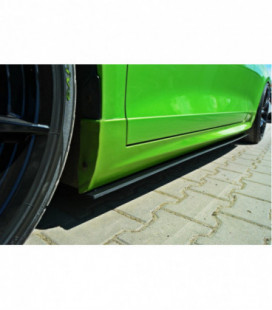 Racing Side Skirts Diffusers VW Scirocco 3 R