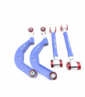 Rear adjustable arms KIT for VW golf Mk7 and Audi A3 (8V)