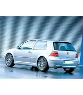 "Galinio bamperio prailginimas VW Golf 4 25""th Anniversary Look (with Exhaust Hole)"