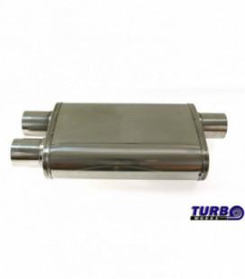 Vidurinis bakelis  63,5mm TurboWorks LT 304SS