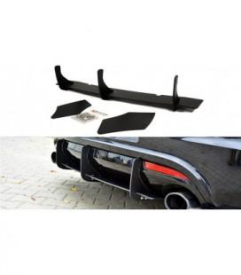 Rear Diffuser & Rear Side Splitters VW Scirocco 3 R