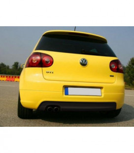 Galinis difuzorius VW Golf 5 GTI Edition 30 (with 1 Exhaust Hole, For GTI Exhaust)