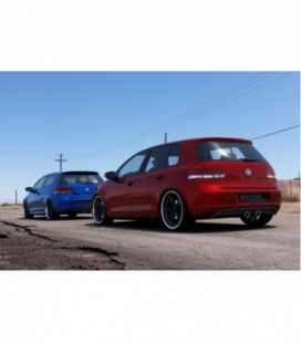 Galinis difuzorius VW Golf 5 R32 Look For VW Golf 6