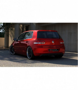 Galinis difuzorius VW Golf 6 Without Exhaust Hole