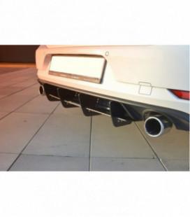 Galinis difuzorius  VW GOLF MK7 GTI FACELIFT