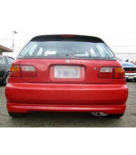 Rear Lip Honda Civic V 3D 92-95 (ABS)