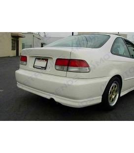 Rear Lip Honda Civic VI 24D 96-98 (ABS)