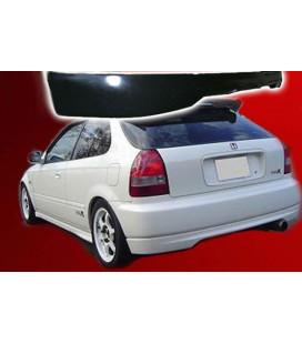 Rear Lip Honda Civic VI 3D 96-00 (ABS)