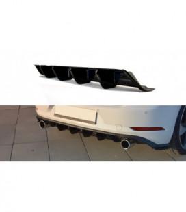 Rear Lip VW GOLF VII GTI FACELIFT