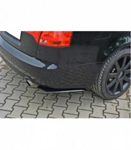 Rear Side Splitters Audi A4 B7