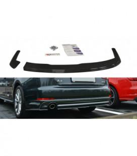 Rear Side Splitters Audi A4 B9 S-Line
