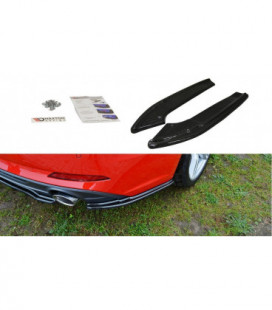 Rear Side Splitters Audi A5 F5 S-Line