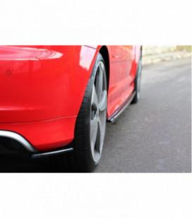 Rear Side Splitters Audi RS3 8P