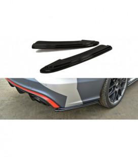 Rear Side Splitters Audi RS6 C7