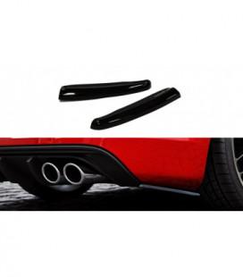Rear Side Splitters Audi S3 8V Sportback