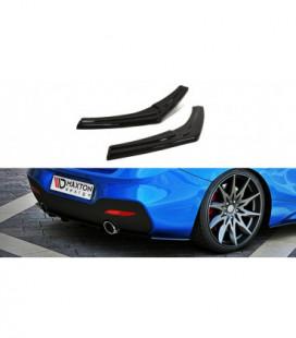 Rear Side Splitters BMW 1 F20 M-Power (Facelift)