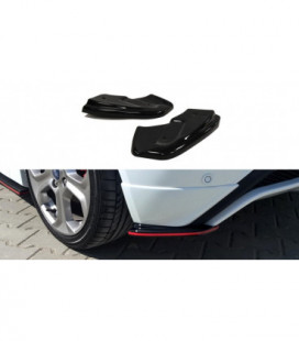 Rear Side Splitters Ford Fiesta MK7 ST  Stline  Zetec S Facelift
