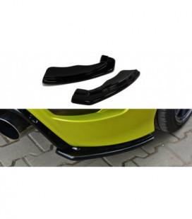 Rear Side Splitters Ford Focus MK2 RS