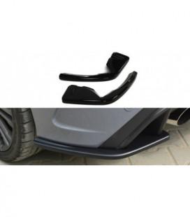 Rear Side Splitters Ford Focus MK3 RS