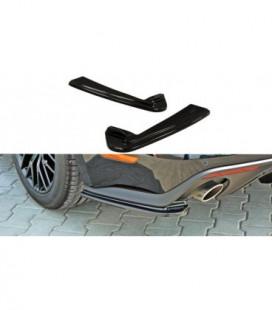 Rear Side Splitters FORD MUSTANG MK6 GT