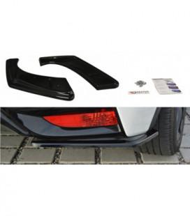 Rear Side Splitters Honda Civic Mk9 Facelift