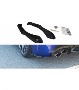 Rear Side Splitters Lexus RC F