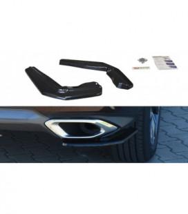 Rear Side Splitters Lexus RX Mk4 T