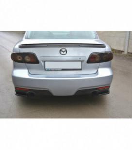 Rear Side Splitters Mazda 6 Mk1 MPS