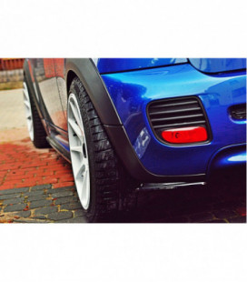 Rear Side Splitters Mini Cooper R56 JCW