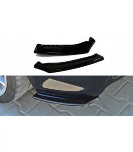 Rear Side Splitters Opel Astra H (For OPC  VXR)