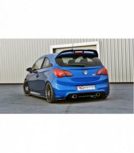 Rear Side Splitters Opel Corsa E OPC  VXR