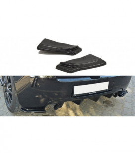 Rear Side Splitters Renault Clio III RS